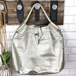 Botkier Silver Tote bag
